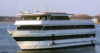New Jersey Yacht Charter Cornucopia Destiny